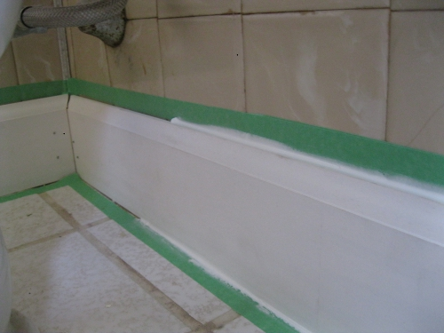 How to recaulk a bathtub or shower | Video « Wonder How To